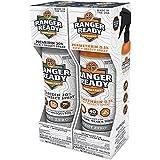 Ranger Ready P2Pak Permethrin + Picaridin 20% Tick & Insect Repellent, Scent Zero, 8 Fl Oz. (Pack of 2)