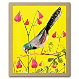 Vintage Birds GreenNotes Boxed Notecards for All Occasions