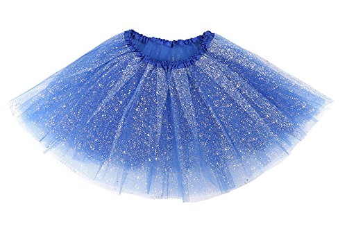 Livingston Adult Womens Three Layered Pastel Ballet Style Tutu Skirt
