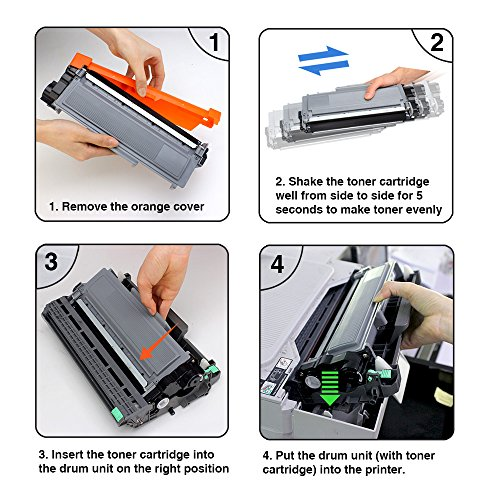 Review IKONG Compatible Toner Cartridge