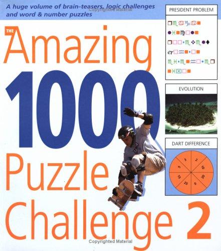 The Amazing 1000 Puzzle Challenge ()