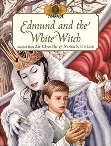 Image result for white witch and edmund
