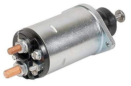 amazon com 12v starter solenoid fits bobcat skid steer loader 643 12v starter solenoid fits bobcat skid steer loader 643 743 743b 753 7753 diesel d930a 0