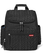 Skip Hop Forma Diaper Backpack, Jet Black