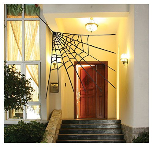 Corner Spider Web Decoration, 30