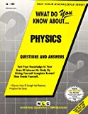 Physics, Jack Rudman, 0837371007