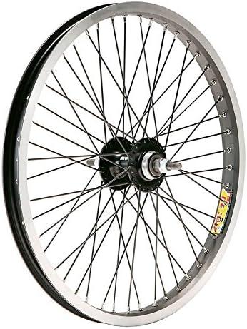 Gurpil 64240 Rueda, Trasero, BMX, 20 x 2.125, Carrete Aluminio ...
