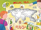img - for A Magic Skeleton Book: Magic Atlas (Magic Color Books) book / textbook / text book