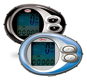Bell SpinFit Calorie Bike Speedometer (Color may vary)