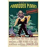 """Forbidden Planet - 24"""" X 36"""" (60.96 x 91.44 cm) Movie Poster"""