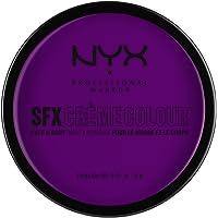 NYX PROFESSIONAL MAKEUP SFX Creme Colour 0.21 Ounce Purple