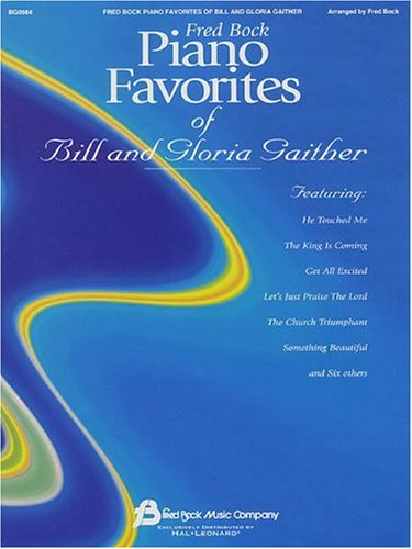 Piano Favorites of Bill and Gloria Gaither