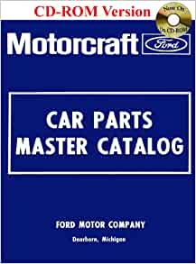 1973 79 ford car master parts and accessory catalog ford for Ford motor company auto parts