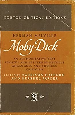 Herman melville criticism moby dick