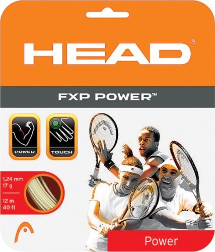 (Head FXP Power 16g Tennis String)