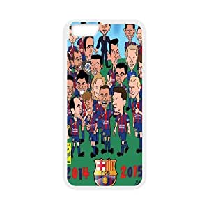 High Quality Phone Case For Apple Iphone 6 Plus 5.5 inch screen Cases -FCB Luis Suarez-LiuWeiTing Store Case 20