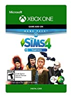 The Sims 4: (GP4) Vampires - Xbox One [Digital Code]
