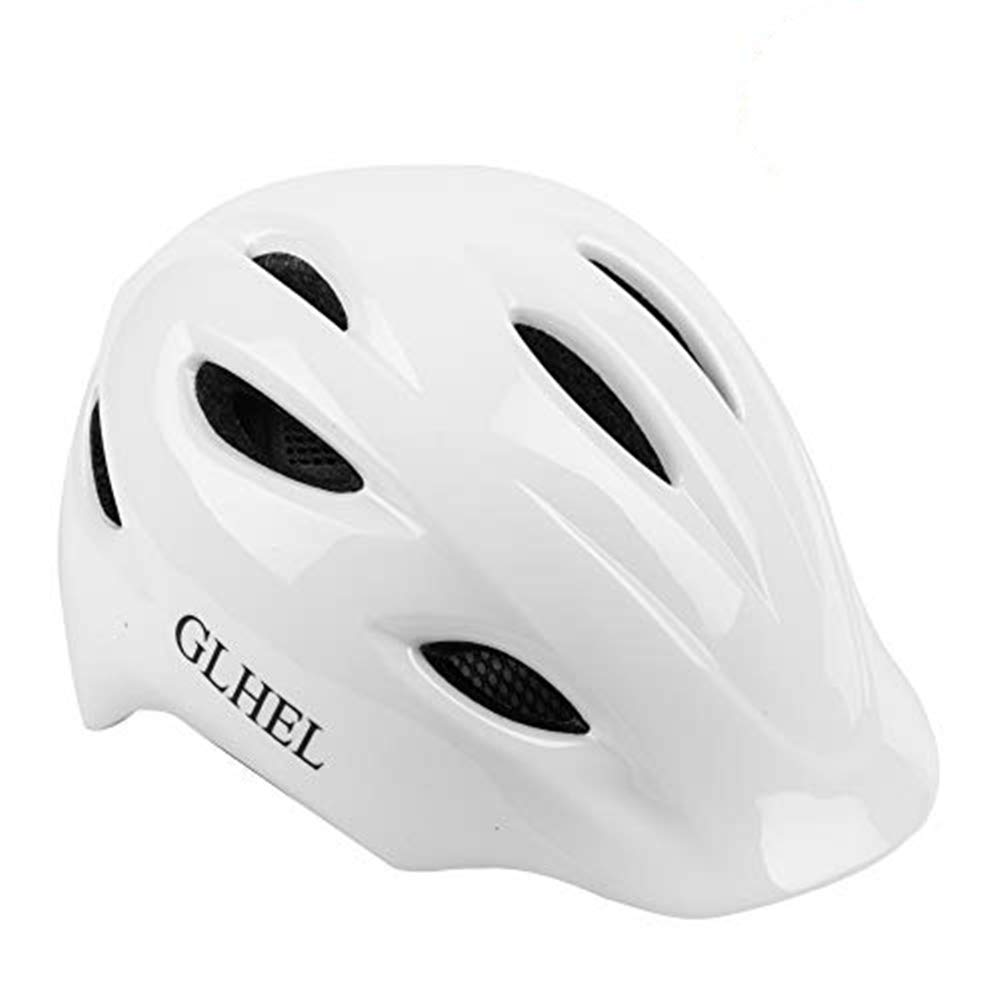 GLHEL Kids Bike Helmets CSPC Certified for Safety Comfort and Lightweight Youth Bicycle Helmets Adjustable Dial