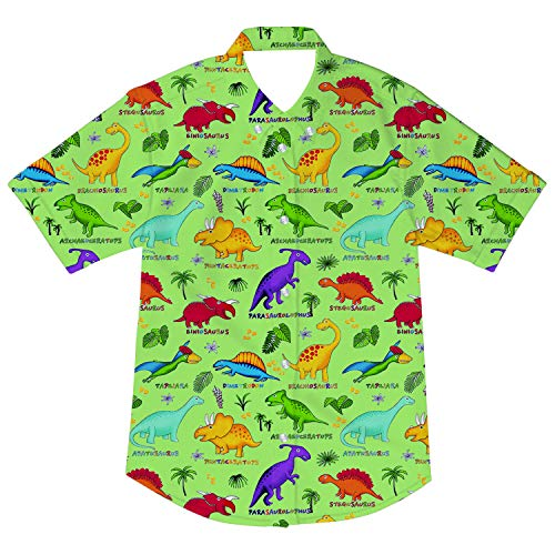 Enlifety Little Boys Causal Button Down Shirts Cool