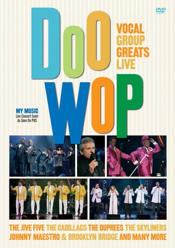 Doo Wop: Vocal Group Greats Live by Sony