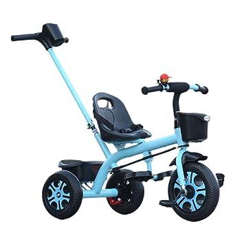 Amazon.com: Cochecito de bebé, Tricycle, Cochecito Niño Bebé ...