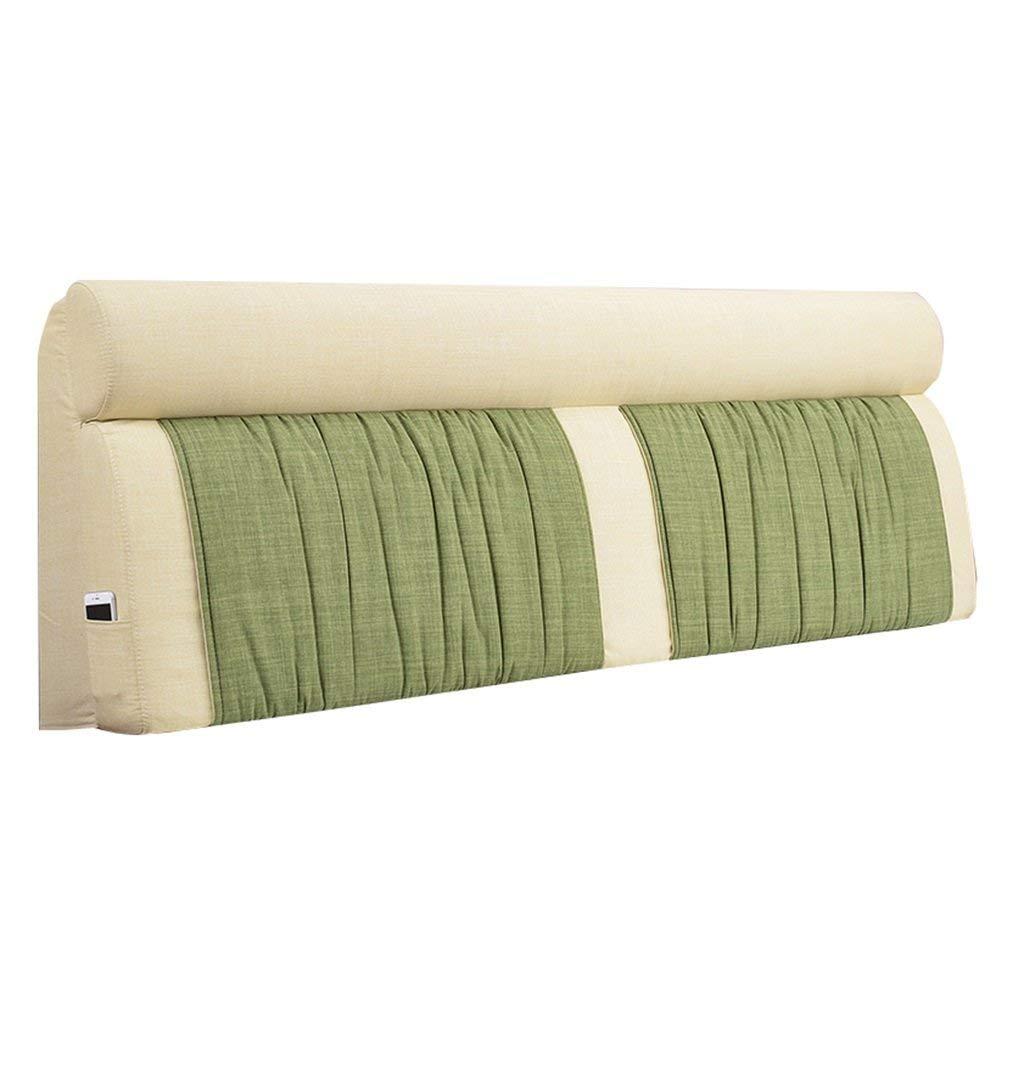 WangYn 枕はベッドサイドのためのあと振れ止めを保護するためにヘッドレストを読むためのあと振れ止めとして使用することができます (Size : 200×60×10cm) B07MVZYKFK  200×60×10cm