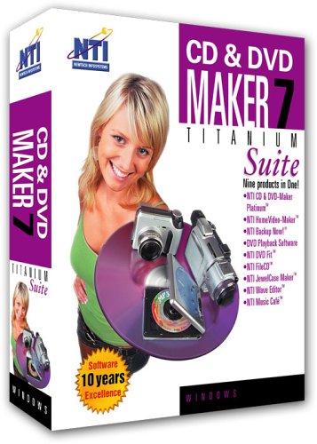 (CD & DVD Maker Titanium Suite 7)