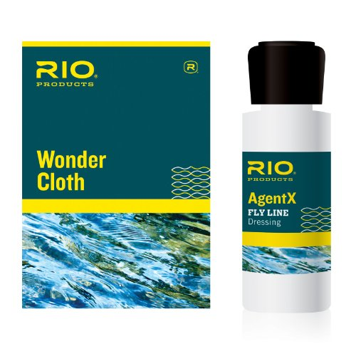 RIO Fly Fishing Agent-Line Cleaning Kit, White