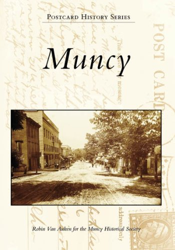Muncy (PA) (Postcard History Series)