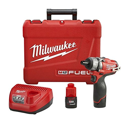 Milwaukee 2402-22 M12 12v Fuel 1/4