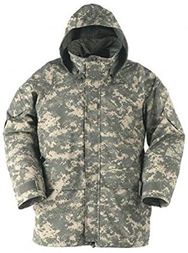 GOVERNMENT CONTRACTOR GI ECWCS Generation II ACU Goretex Parka Cold Weather Parka (X-Large Long) Acu Gore Tex Jacket