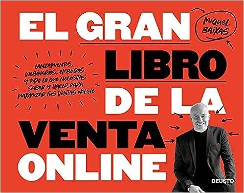 El gran libro de la venta online de Miquel Baixas Calafell
