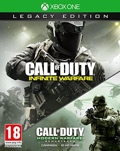 Call of Duty Infinite Warfare Legacy Edition Xbox One Game by Activision