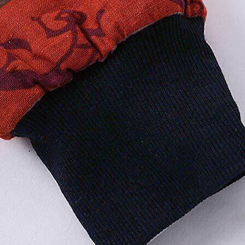 Imprim Lache Chaud Grande Hiver GreatestPAK Taille Manteau Coton Femmes en q8CxOpz