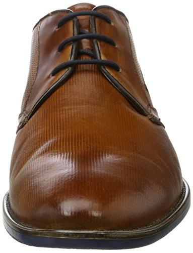 Bugatti Herren 311164302500 Klassische Stiefel Braun (Cognac)