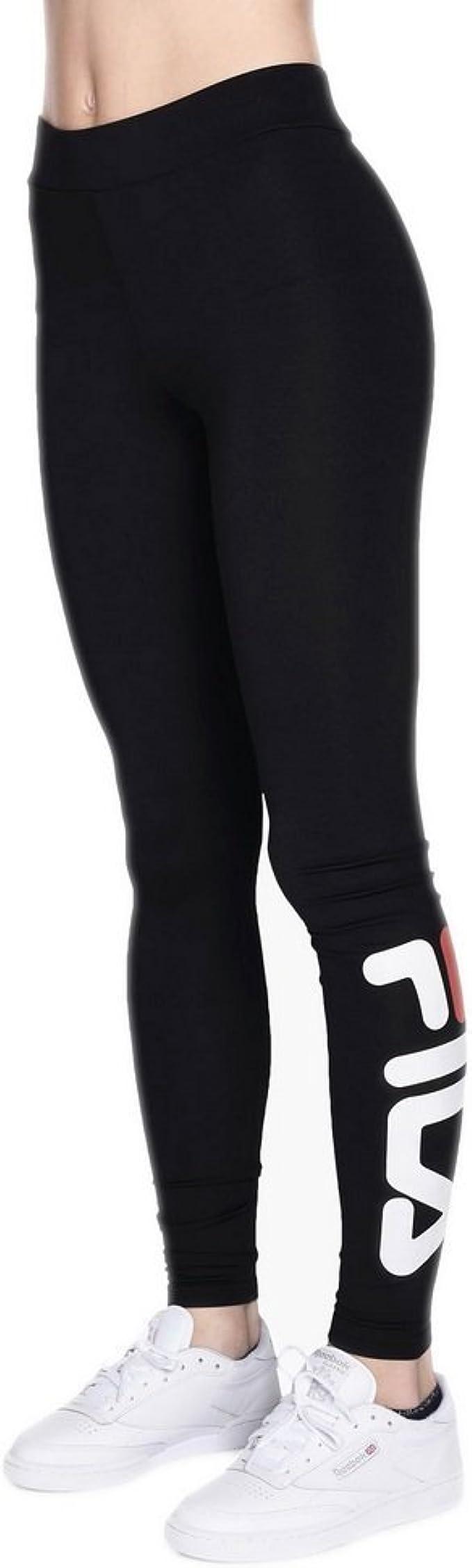 Fila Flex 2.0 Leggings Femme Noir XS (X Small):