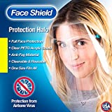 ArtToFrames Protective Face Shield 3 Pack, Made in