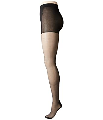 eb06213bb3047 Pretty Polly Womens Plus Size Curves Backseam Tights at Amazon Women's  Clothing store: