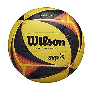 Wilson Pallone Beach Volley Ufficiale AVP - WTH00020XB 51TCAI7Gy0L. SS300