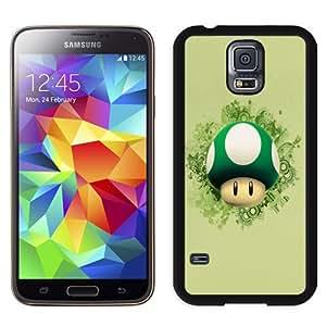 Fashionable Custom Designed Cover Case Samsung Galaxy S5 I9600 G900a G900v G900p G900t G900w With Cute Cartoon Super Mario Phone Case Cover