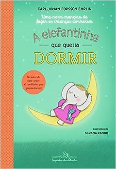 Book Elefantinha que Queria Dormir, A