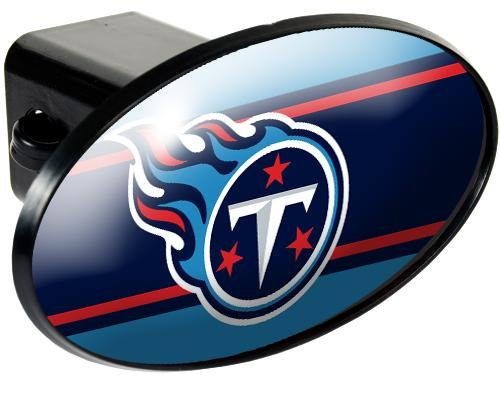 NFL Tennessee Titans Trailer Hitch Cover