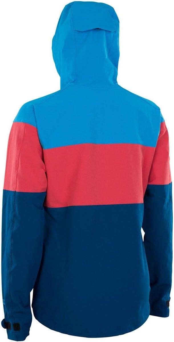 Ion Shelter Softshell Damen Fahrrad Jacke blau//pink 2020