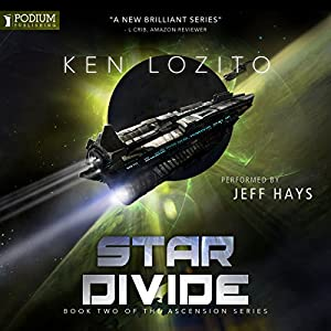 Star Divide Audiobook