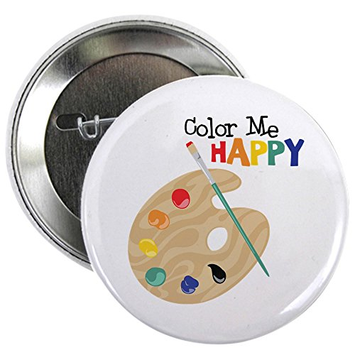 CafePress Color Happy 2 25 Button