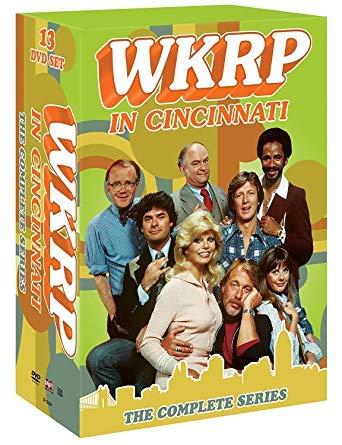 WKRP in Cincinnati: The Complete Series DVD