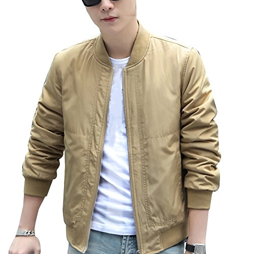 Puro Cappottino Colore Cappotto Moda Vintage Jacket Khaki Slim Retro Fit  Classico Uomini 5fqAwYgx a820cc6a4a5