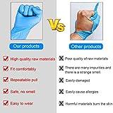 Medical Exam Nitrile Gloves, Disposable Nitrile