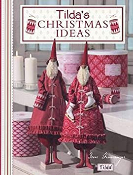 Tilda S Christmas Ideas Finnanger Tone Amazon Co Uk Kitchen Home