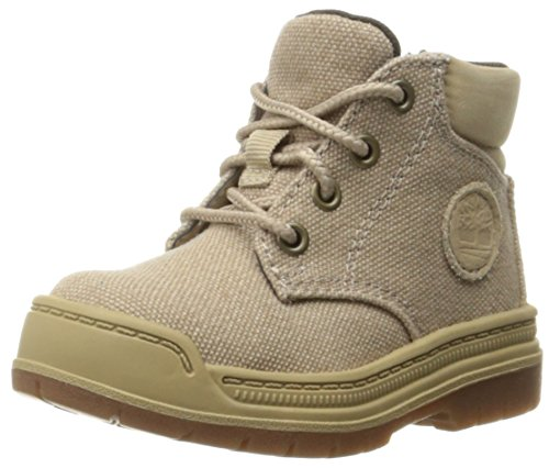 Timberland Junior Travertine Ramble WIld Leinen Stiefel
